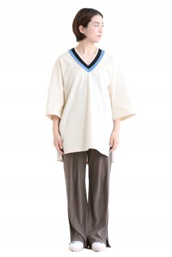 COOHEM(コーヘン) KNIT COMBI P/O  IVORY