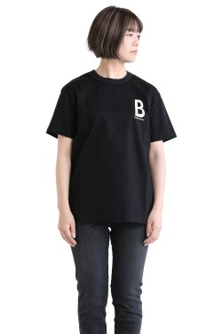 BORDERS at BALCONY(ボーダーズアットバルコニー) BORDERS T  BLACK