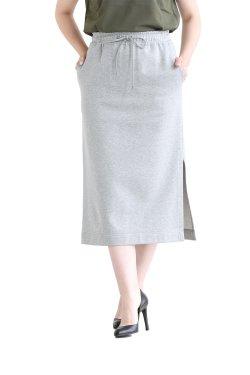 Theory(セオリー) ECO TERRY Drawstring Long Skirt