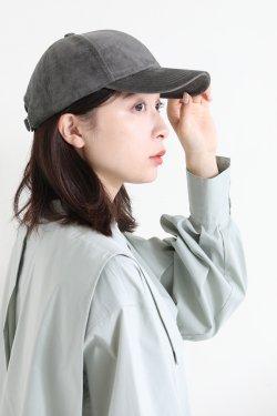 ELENDEEK(エレンディーク)  MOLESKIN CAP  GRY