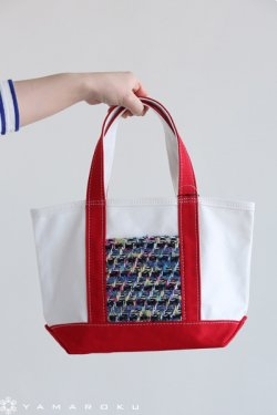 Coohem(コーヘン) STANDARD OF COOHEM SMALL TOTE BAG ホワイト