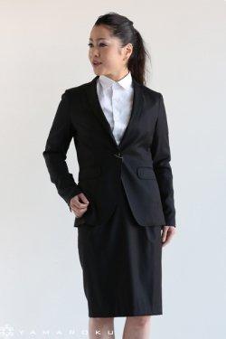 TOMORROWLAND collection(トゥモローランドコレクション) ウールレーヨンテーラードジャケット【13-07-60-07052】