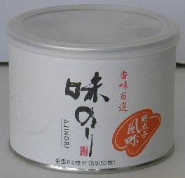 和紙缶 明太子風味 8切52枚