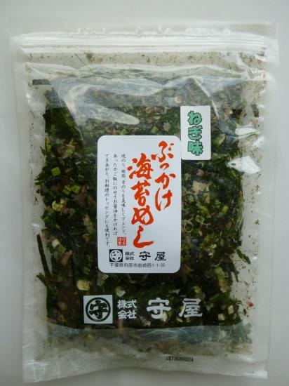 ぶっかけ海苔めし ネギ入(30g)