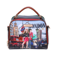 nicole lee ハンドバッグ / WOW! IT'S LONDON<img class='new_mark_img2' src='https://img.shop-pro.jp/img/new/icons15.gif' style='border:none;display:inline;margin:0px;padding:0px;width:auto;' />