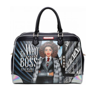nicole lee ハンドバッグ / WHO'S THE BOSS LATASHA<img class='new_mark_img2' src='https://img.shop-pro.jp/img/new/icons15.gif' style='border:none;display:inline;margin:0px;padding:0px;width:auto;' />