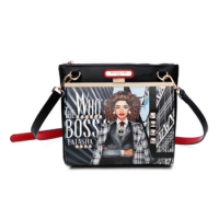 nicole lee クロスボディバッグ / WHO'S THE BOSS LATASHA<img class='new_mark_img2' src='https://img.shop-pro.jp/img/new/icons15.gif' style='border:none;display:inline;margin:0px;padding:0px;width:auto;' />
