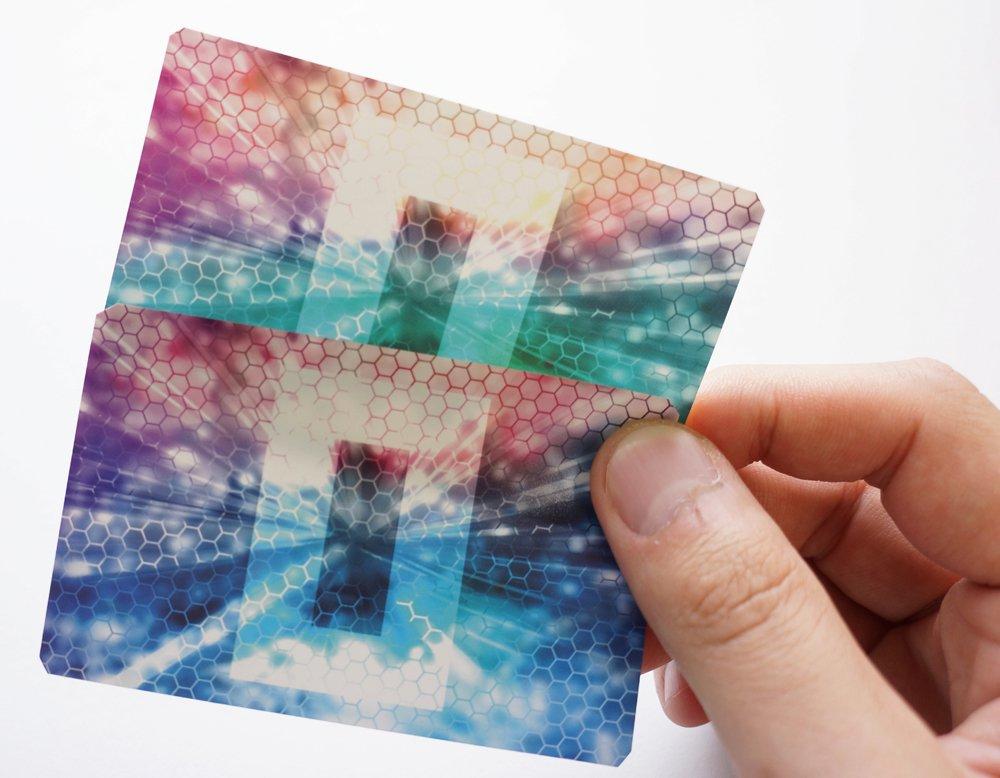 電磁波対策の決定版!「電磁波放電カードα」の画像
