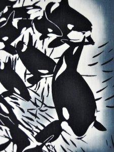 【2021新作】RumiRockゆかた「オルカ」