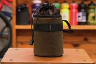 <img class='new_mark_img1' src='https://img.shop-pro.jp/img/new/icons1.gif' style='border:none;display:inline;margin:0px;padding:0px;width:auto;' />FAIRWEATHER stem bag brown / ブラウン