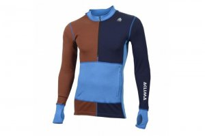 <img class='new_mark_img1' src='//img.shop-pro.jp/img/new/icons1.gif' style='border:none;display:inline;margin:0px;padding:0px;width:auto;' />【ACLIMA】WARMWOOL HOODIE W/ZIP Brilliant Blue