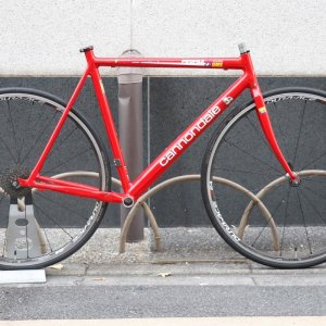 <img class='new_mark_img1' src='https://img.shop-pro.jp/img/new/icons2.gif' style='border:none;display:inline;margin:0px;padding:0px;width:auto;' />CANNONDALE (キャノンデール) 2.8アルミロードフレームフォークセット
