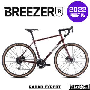 <img class='new_mark_img1' src='https://img.shop-pro.jp/img/new/icons1.gif' style='border:none;display:inline;margin:0px;padding:0px;width:auto;' />【ご予約受付中】【2021-2022年モデル】BREEZERBIKES (ブリーザーバイクス) RADAR EXPERT (レイダーエキスパート)