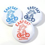 32mm 缶バッジ<br> EASY CAT<br>