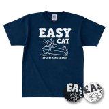 ロングボード EASY CAT<br>ヘビーウェイト<br>スタンダードTシャツ<br>