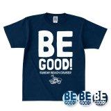 BE GOOD<br>ヘビーウェイト スタンダードTシャツ<br>WHITE