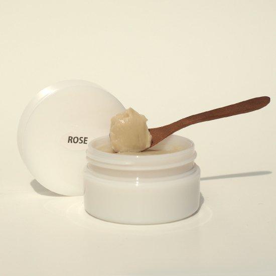 美肌のための 《 ローズクリーム 》
