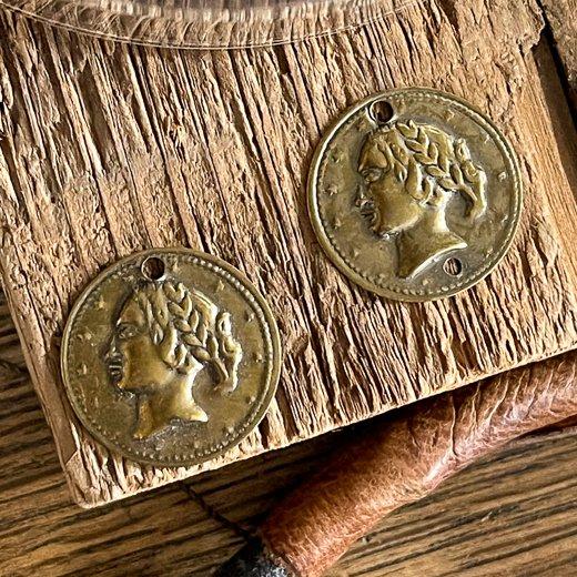 PRS-146</br>真鍮コイン 18ミリ