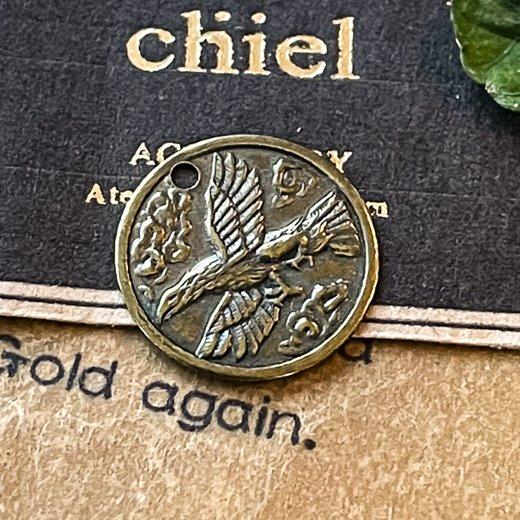 PRS-181</br>真鍮コイン 16ミリ