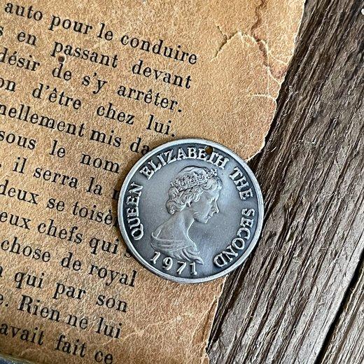 PRS-148</br>真鍮コイン 26ミリ