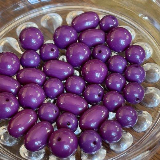 LA68 ラクトビーズ</br>赤紫</br>あかむらさき