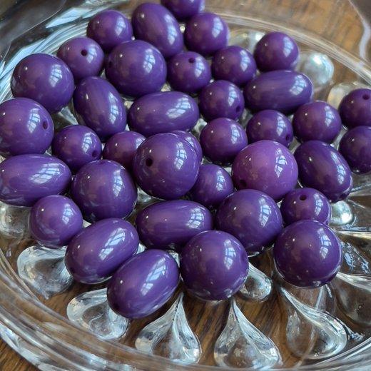 LA69 ラクトビーズ</br>縁紫</br>ゆかりむらさき