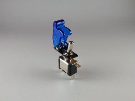 LED ミサイルトグルスイッチ ブルー 青