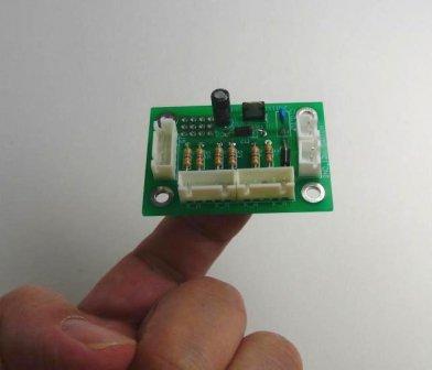 いろいろなLED/模型街灯を抵抗なしで使える 簡単電飾ボード スイッチ 配線付き