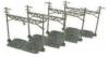 Tゲージ 複線用架線支柱 A