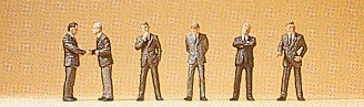 Preiser Nゲージ 79113   ビジネスマン