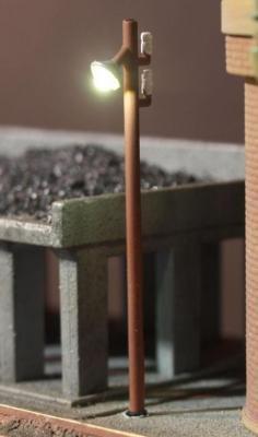 手作りNゲージ 電球色 ノスタルジック街灯
