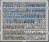 精密1/350 汎用 艦艇乗組員 96体入 (外国艦船用)