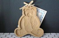 【 Brown Bag 】クマのクッキーモールド・チョレートモールド|デッドストック(アメリカ)