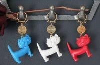 【 Unimel 】ネコのフレンチキーホルダー(フランス)