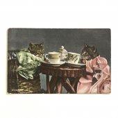 アンティークポストカード|