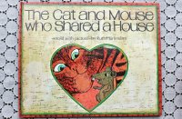 """<img class='new_mark_img1' src='https://img.shop-pro.jp/img/new/icons48.gif' style='border:none;display:inline;margin:0px;padding:0px;width:auto;' />""""The Cat and Mouse Who Shared a House"""" Ruth Hurlimann"""