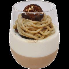 【店頭お渡し限定】<br>栗とミルクチョコ<br>※お早めのご予約がおすすめです。