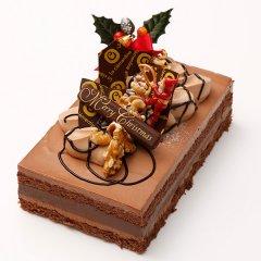 ショコラブルターニュ【クリスマスケーキ】