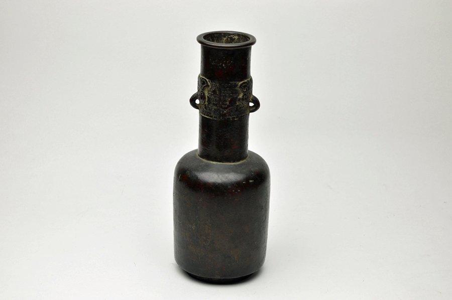 古胴耳付瓶