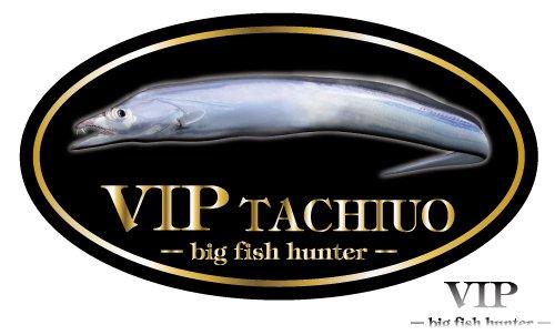 VIP太刀魚ステッカー