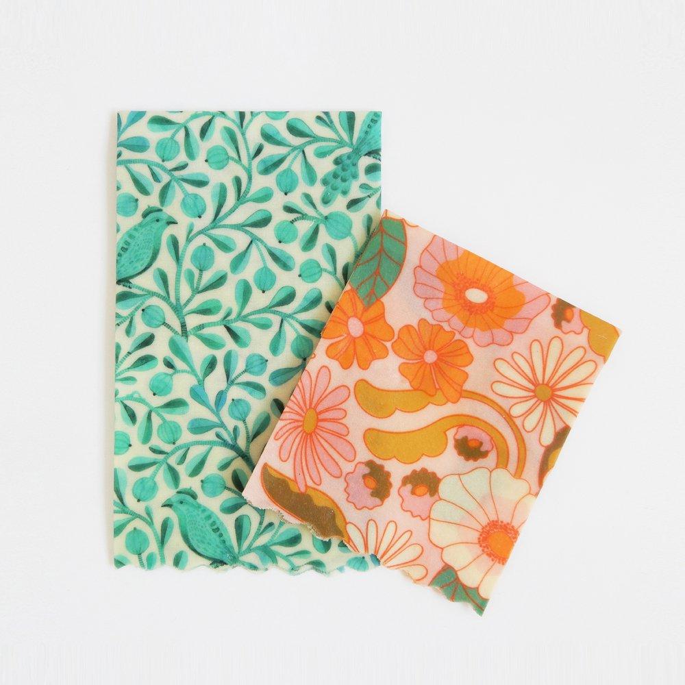 Bee Eco Wrap S/M サイズ 2枚セット