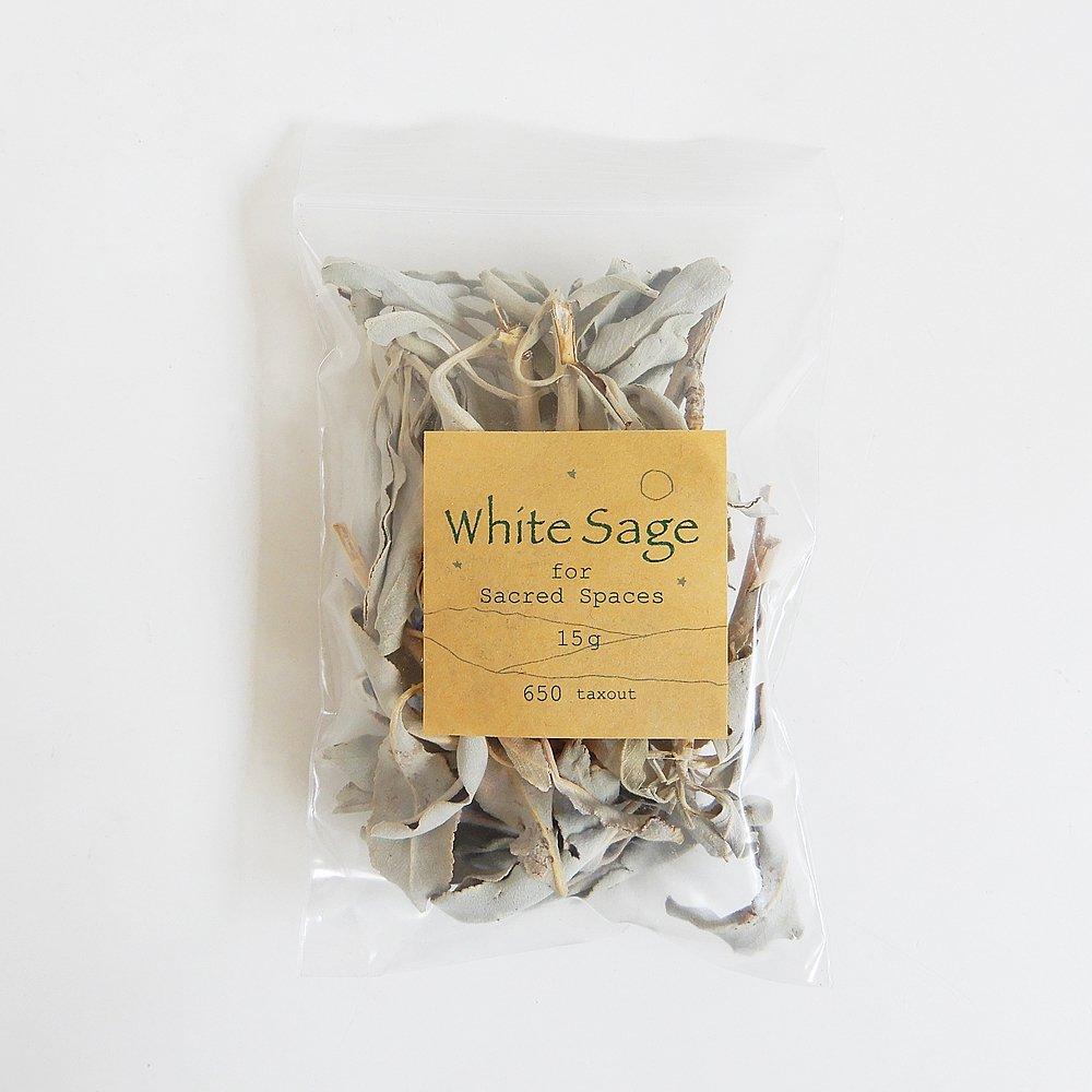 white sage リーフ
