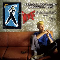 David Bowie(デヴィッド・ボウイ)/SERIOUS MOONLIGHT MONTREAL 【2CD】