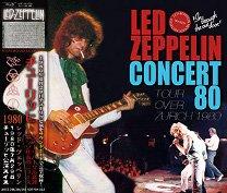 Led Zeppelin(レッド・ツェッペリン)/TOUR OVER ZURICH 1980 【3CD】