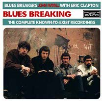John Mayall & The Bluesbreakers with Eric Clapton/BLUES BREAKING 【CD】