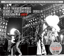 Led Zeppelin(レッド・ツェッペリン)/YOUR KINGDOM COME SEATTLE 1977 【3CD+3DVD】