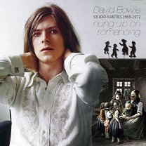 David Bowie(デヴィッド・ボウイ)/HUNG UP ON ROMANCING 【2CD】