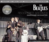 The Beatles(ビートルズ)/RECOVERED ARCHIVES unseen & rare film collection 【4DVD】