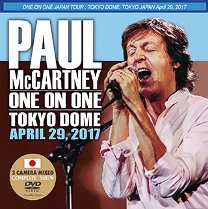 Paul McCartney(ポール・マッカートニー)/ONE ON ONE TOKYO DOME THE MOVIE April 29, 2017 【DVD】
