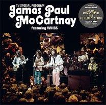 Wings(ウイングス)/JAMES PAUL McCARTNEY SHOW 【CD+DVD】